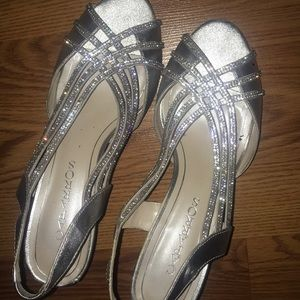 my heels from prom that i have only worn once